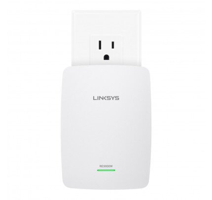 Linksys N300 Wireless Range Extender