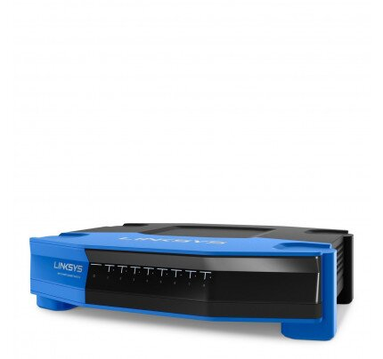 Linksys WRT 8-Port Gigabit Ethernet Switch