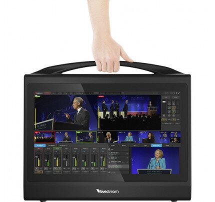 Livestream Studio HD550 4K Edition Live Production Switcher