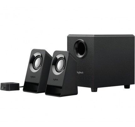 Logitech Rich Stereo Sound Z200 Stereo Speaker