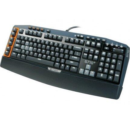 Logitech G710 Plus Brown Mechanical Gaming Keyboard