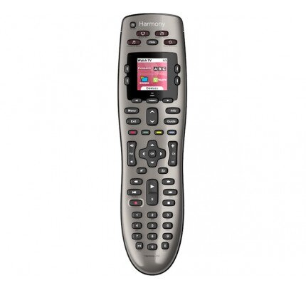 Logitech Harmony 650 Remote Color-Screen Remote