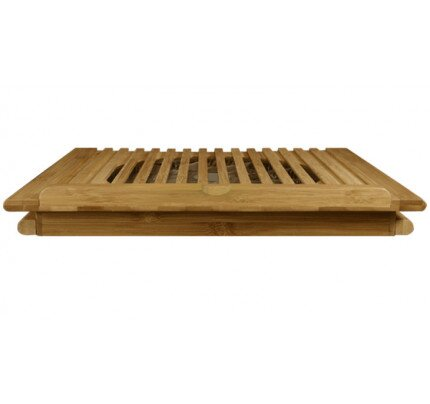 Macally Bamboo Cooling Stand for Macbook and other Laptops