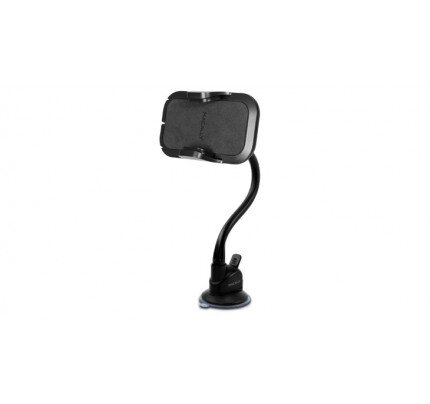 Macally Suction Cup Mount with Longer Neck for Most Smartphones and GPS