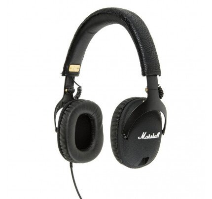 Marshall Monitor Black Over-Ear Headphone