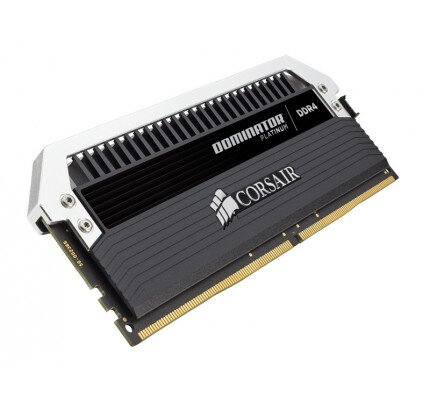 Corsair Dominator Platinum Series 64GB (4 x 16GB) DDR4 DRAM 2800MHz C14 Memory Kit