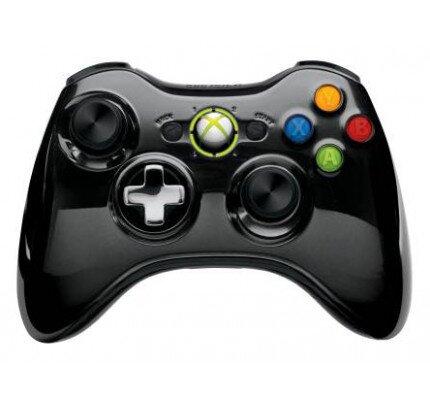 Microsoft Xbox 360 Chrome Series Wireless Controller