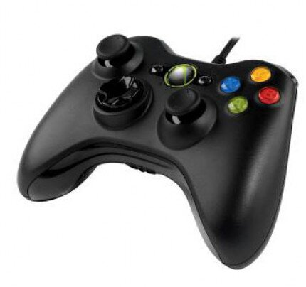 Microsoft Xbox 360 Controller for Windows (Wired)