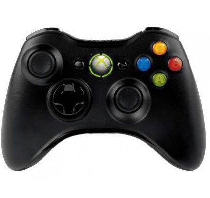 Microsoft Xbox 360 Wireless Controller for Windows (Black)