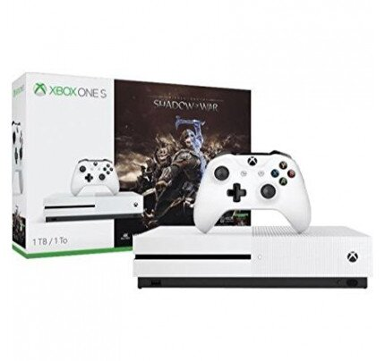 Microsoft Xbox One S Shadow of War (1TB)