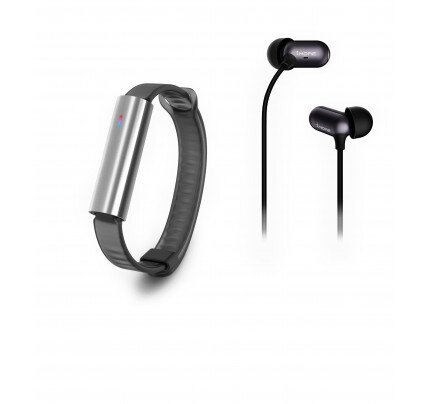Misfit Ray Sport Band + 1More In-Ear Headphone