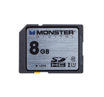 Monster Digital Class 10 SDHC Cards