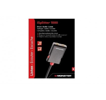 Monster iSplitter 1000 Smartphones and Tablets