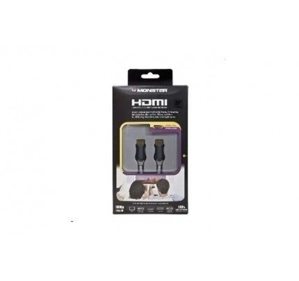 Monster Just Hook It Up HDMI Cable