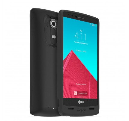 mophie juice pack for LG G4