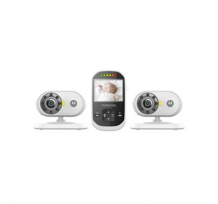 Motorola MBP25-2 Video Baby Monitors