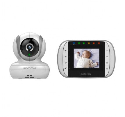 Motorola MBP33S Video Baby Monitors