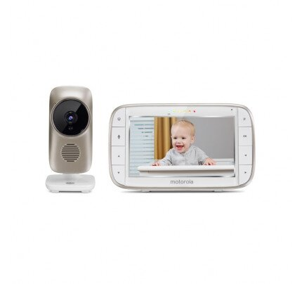 Motorola MBP845CONNECT Baby Monitor