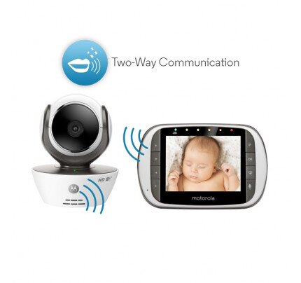 Motorola MBP853CONNECT-2 Baby Monitor