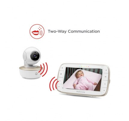 Motorola MBP855CONNECT Baby Monitor
