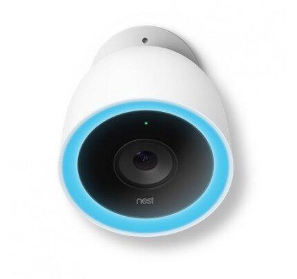 Nest Cam IQ Outdoor Security Camera