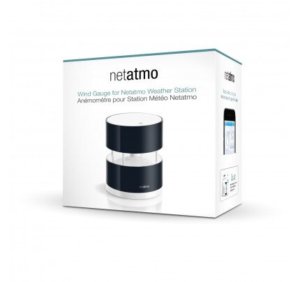 Netatmo Wind Gauge Weather Station