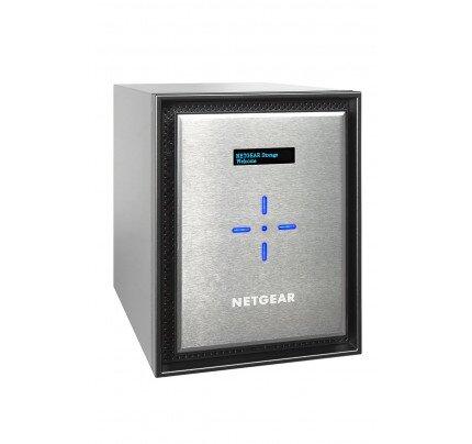 NETGEAR ReadyNAS 526X 6 Bays Network Attached Storage