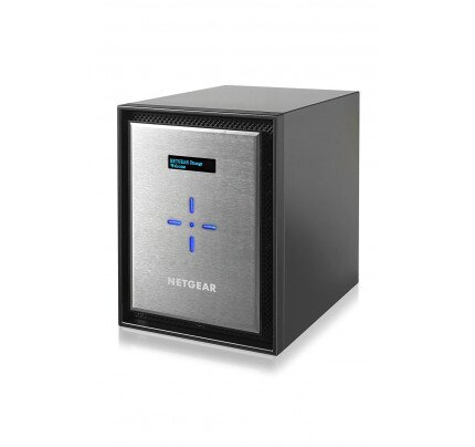 NETGEAR ReadyNAS 626X 6 Bays with Intel Xeon Quad-Core Server Processor