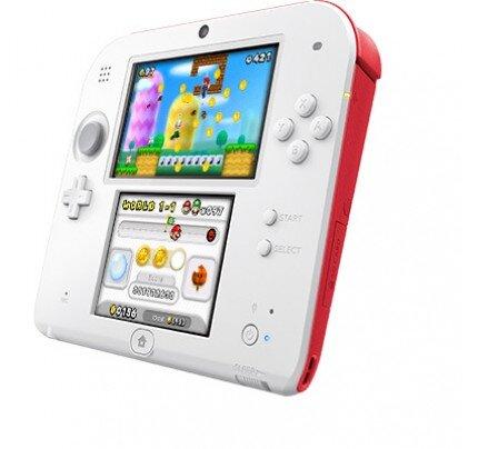 Nintendo 2DS Super Mario Bros 2 Bundle