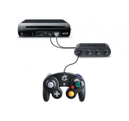 Nintendo GameCube Controller Adapter for Wii U (Wii U)