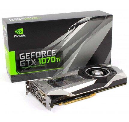 NVIDIA GeForce GTX 1070 Ti Founders Edition