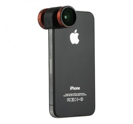 olloclip iPhone 4/4s / iPod Touch 4th Gen 4-in-1 Lens