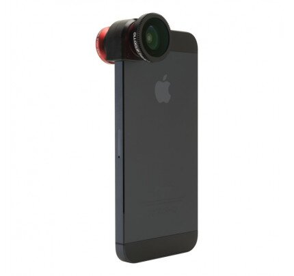 olloclip iPhone SE / 5/5s / iPod Touch 5th/6th Gen Original 3-in-1 Lens