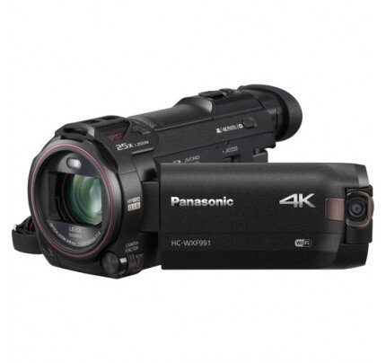 Panasonic 4K Cinema-Like Camcorder