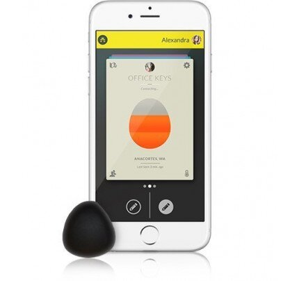 Pebblebee Stone - Smart Button For Your Phone