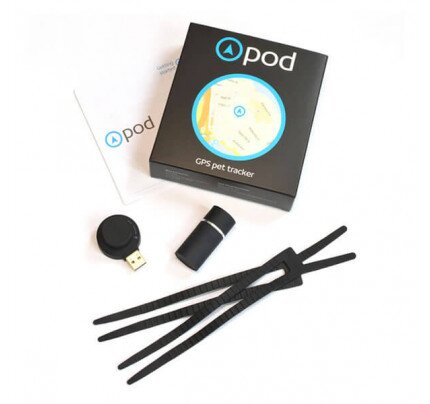Pod Trackers Pod 2 GPS + WiFi Pet Tracker