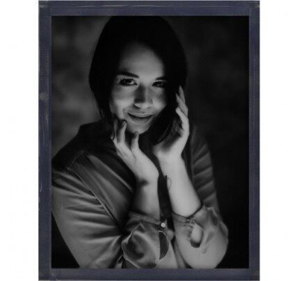 Polaroid B&W Film For 8X10