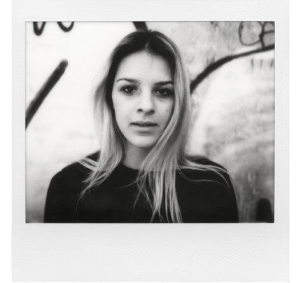 Polaroid B&W Film For Spectra
