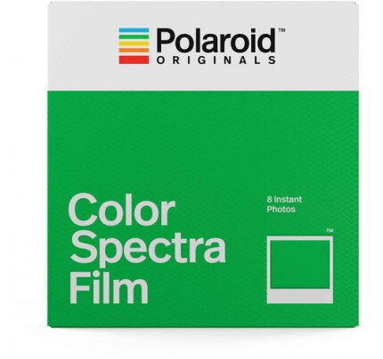 Polaroid Color Film For Spectra