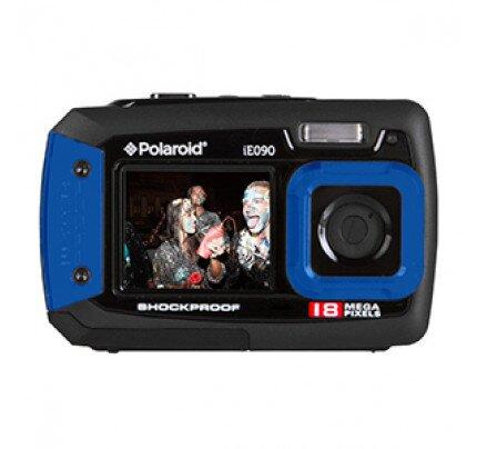 Polaroid iE090 Dual-Screen Waterproof Digital Camera