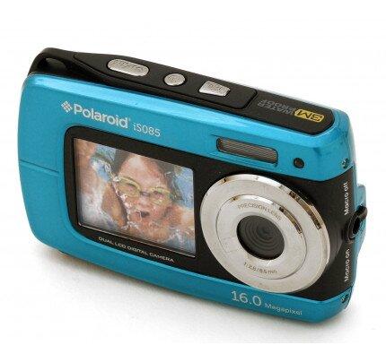Polaroid iS085 Dual-Screen Waterproof Digital Camera