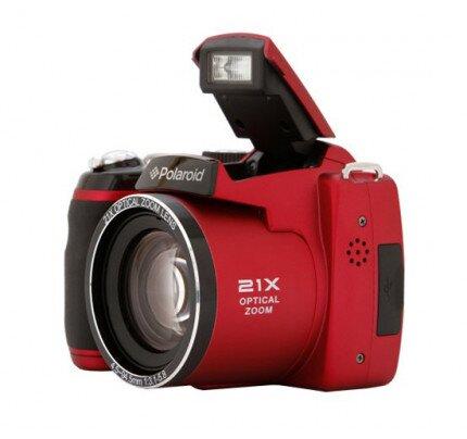 Polaroid iS2132 Enhanced Optical Zoom Digital Camera