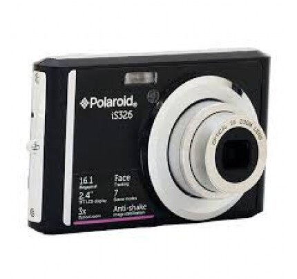 Polaroid iS326 Ultra Slim Enhanced Optical Zoom Digital Camera