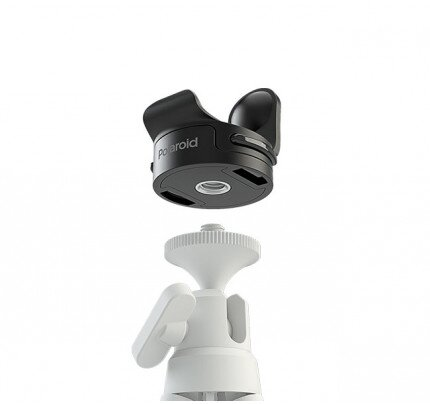 Polaroid Tripod Mount for Polaroid Cube Lifestyle Action Camera