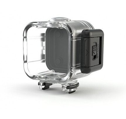 Polaroid Waterproof Case for Polaroid Cube Lifestyle Action Camera