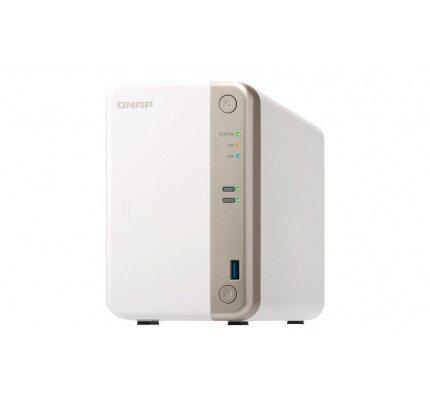 QNAP TS-251B Home/SOHO Intel Dual-Core NAS