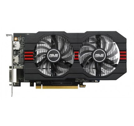 ASUS R7 360 Graphic Card - R7360-OC-2GD5