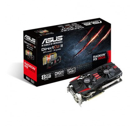 ASUS R9 390X Graphic Card