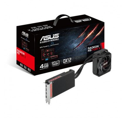 ASUS R9 Fury X Graphic Card