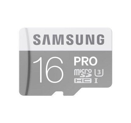 Samsung MicroSDXC PRO Memory Card